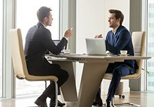 Insurance For Consultants | Consultant Helping Client